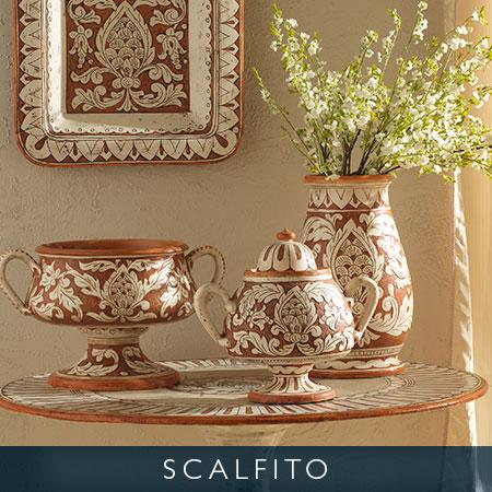 """Ceramica d\'Arredo """"IL CLASSICO"""" - Antica Deruta"""
