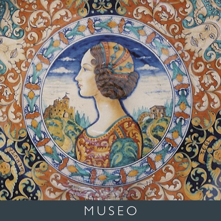 """La Ceramica """"Classic & Luxury"""" - Antica Deruta"""