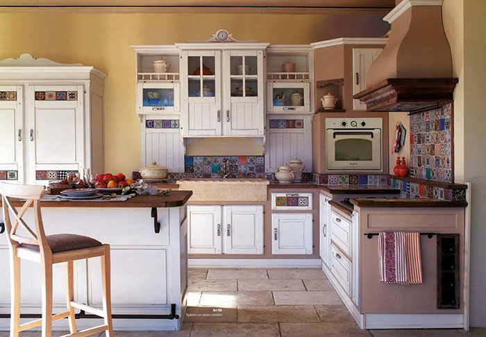 La cucina antica deruta