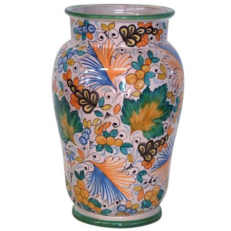 Outlet : Portaombrelli ceramica Deruta